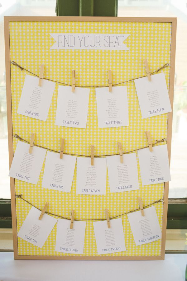 Vintage Style Wedding Place Cards....not these colours but I like the idea.