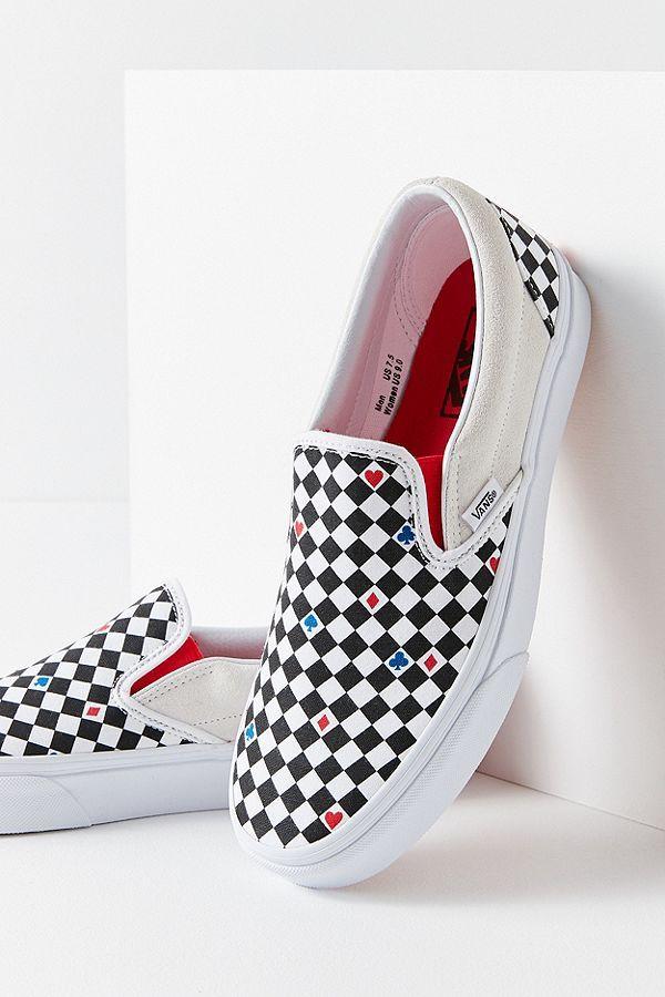 Slip on sneaker, Vans, Slip