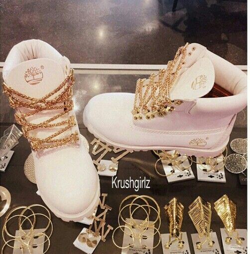 jewelry stores nj indian All white coustom timbs