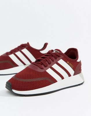 super cute 4cf6f 9c169 adidas Originals N-5923 Runner Sneakers In Burgundy  burgundysneakerswomens