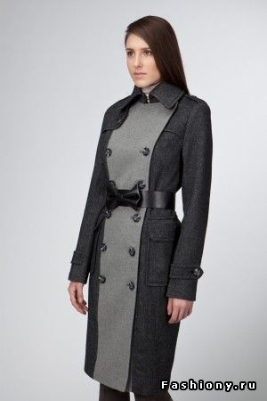Какое у вас осеннее пальто