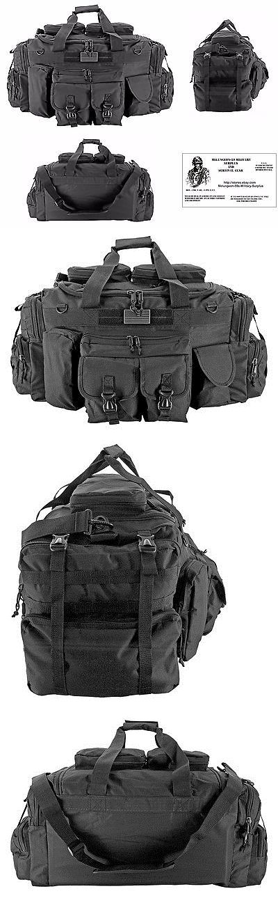 Other Emergency Gear 181415: One-The Tank Duffel Bag / Bug Out Bag Tactical / Military / Survival Gear -Black BUY IT NOW ONLY: $49.99
