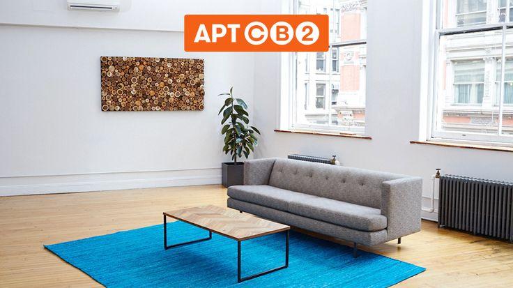 92 Best Apt Cb2 Living Room Images On Pinterest