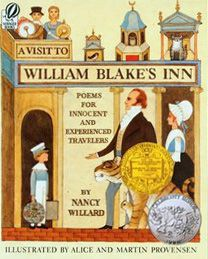 A Visit to William Blake's Inn: Vintage Illustrated Verses for Innocent and Experienced Travelers   Brain Pickings