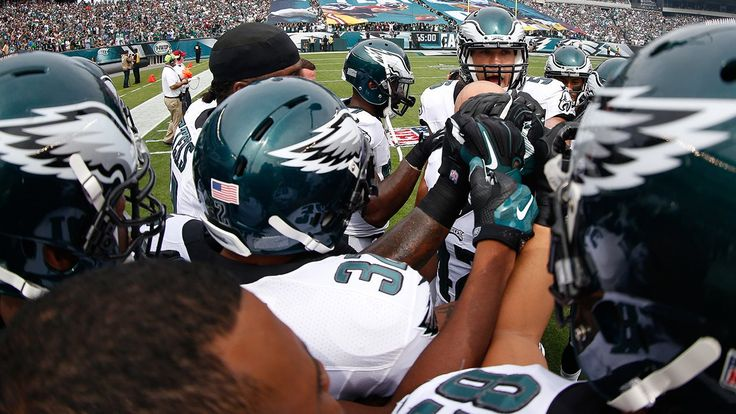 Eagles added another chapter to our long-standing history against NFC East rival Washington. #FlyEaglesFly