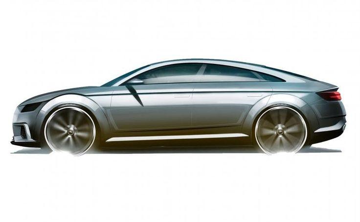 Audi TT 5-doors