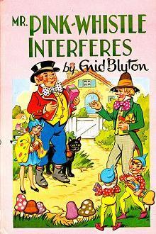 #Vintage Enid Blyton #Books I LOVED  the Mr Pink-Whistle series www.newpublisherhouse.com