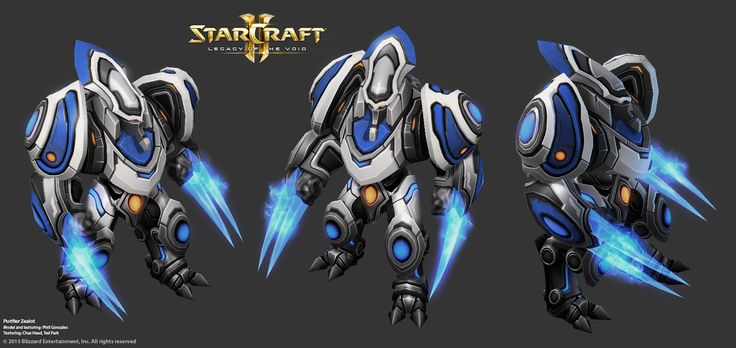 Artwork from StarCraft 2, Legacy of the void! Hope you all enjoy it!
