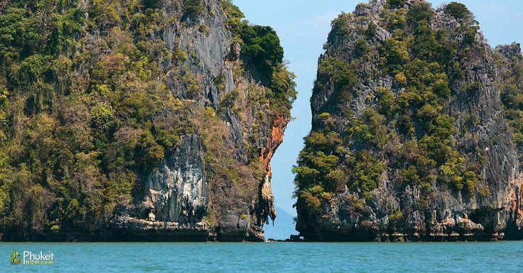 Canoeing, Koh Hong, Phang Nga Bay