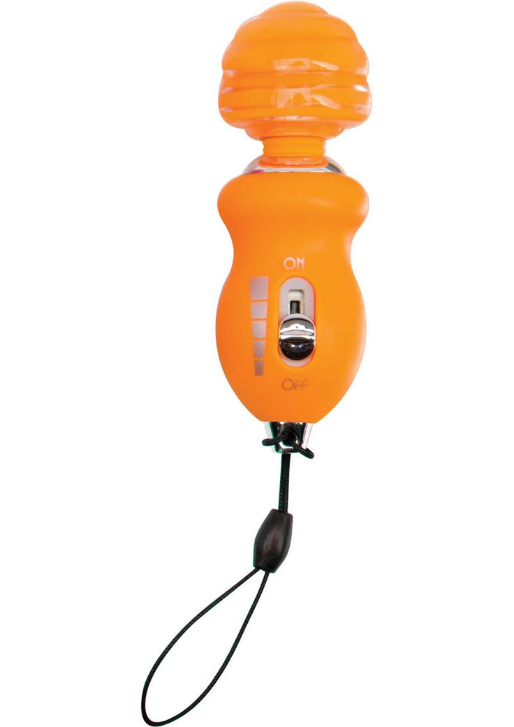 Buy Climax Minis Mighty Max Mini Massager Orange online cheap. SALE! $10.49