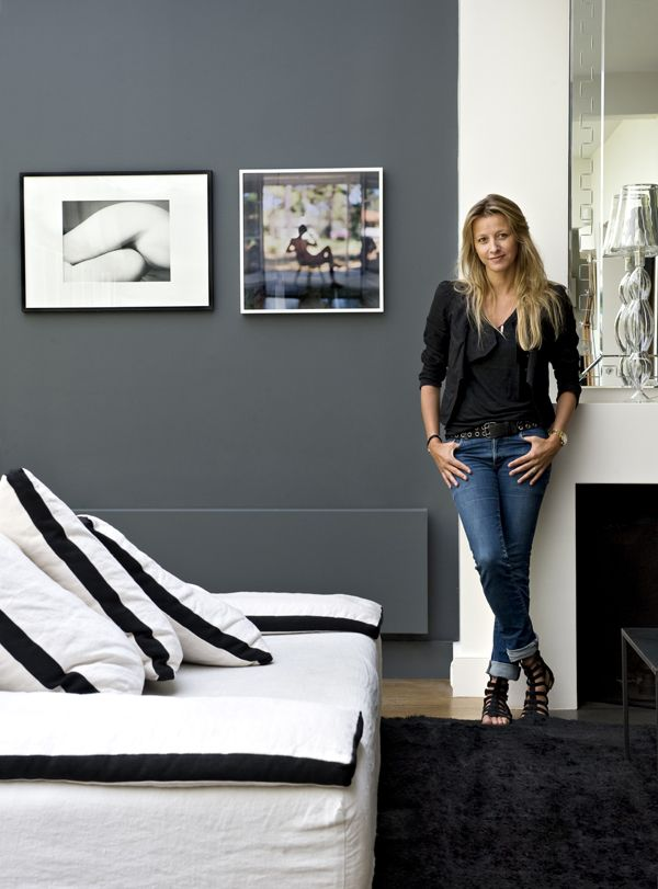 interior style by sarah lavoine. Black Bedroom Furniture Sets. Home Design Ideas
