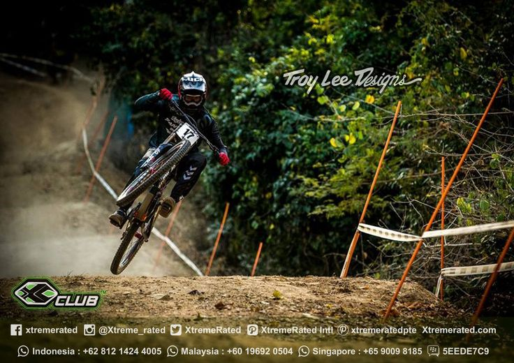 Luca Shaw Downhill in Cairns, Queesland | TLD MTB 2017 Available now in all XClub Stores |    #xtremerated #xclub #troyleedesigns #mtb #downhill #gravity
