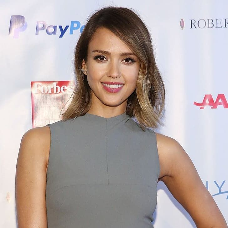 Jessica Alba Reveals the 2 Things That Help Her Get Through Workouts