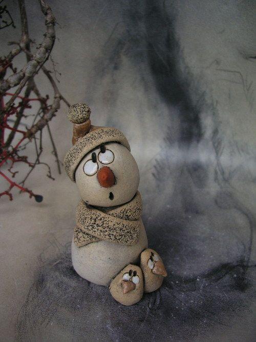 Sněhuláček pro Janu ...