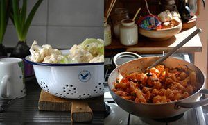 Rachel Roddy transforms the humble cauli into a boisterously flavourful…