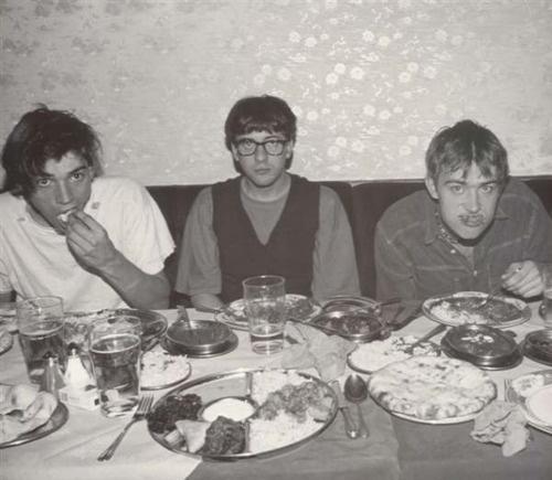 Alex James, Damon Albarn and Graham Coxon | blur