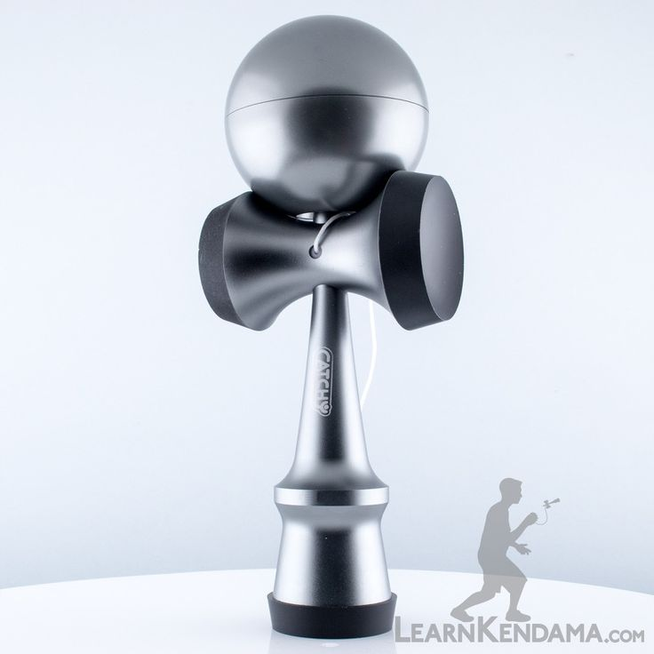 This is the Catchy Metal Kendama.