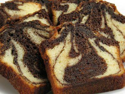 Resep Membuat Kue Marmer Cake