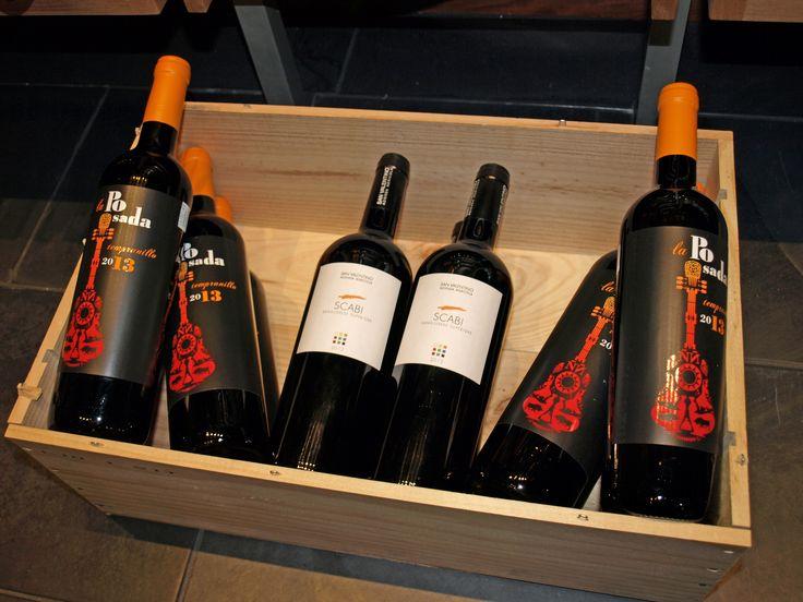 Vin rouge - Le Bar à vin - le Bistro du Club