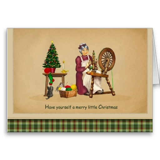 Christmas Knitting Quotes : The best images about knitting greeting cards