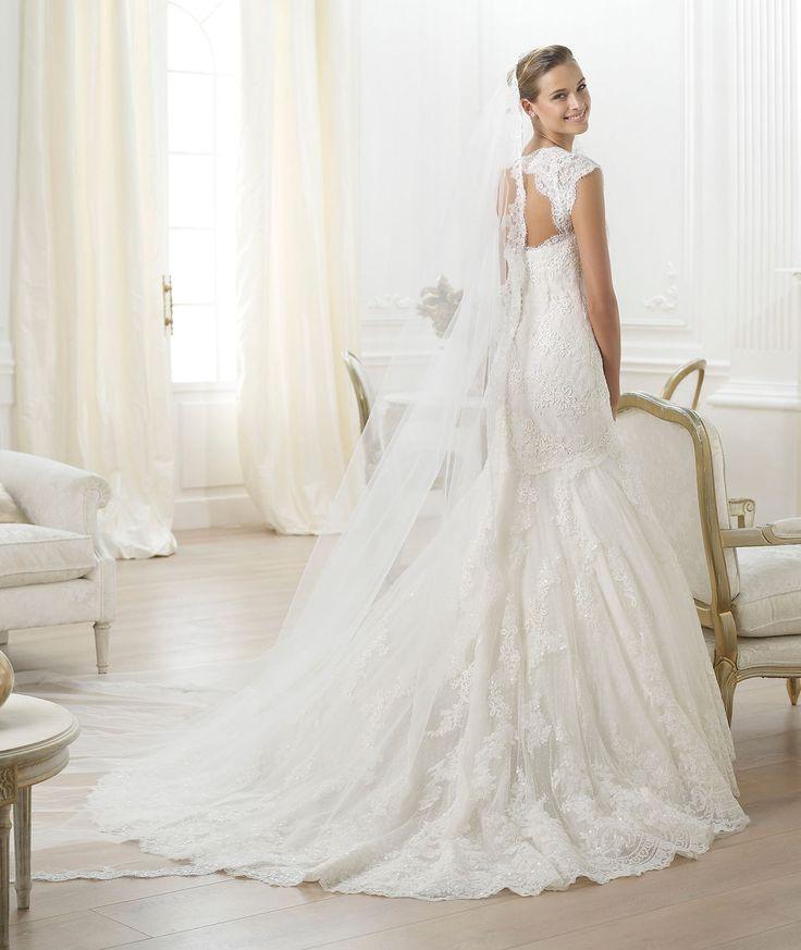 17 Best Images About Pronovias Barcelona Wedding Dresses