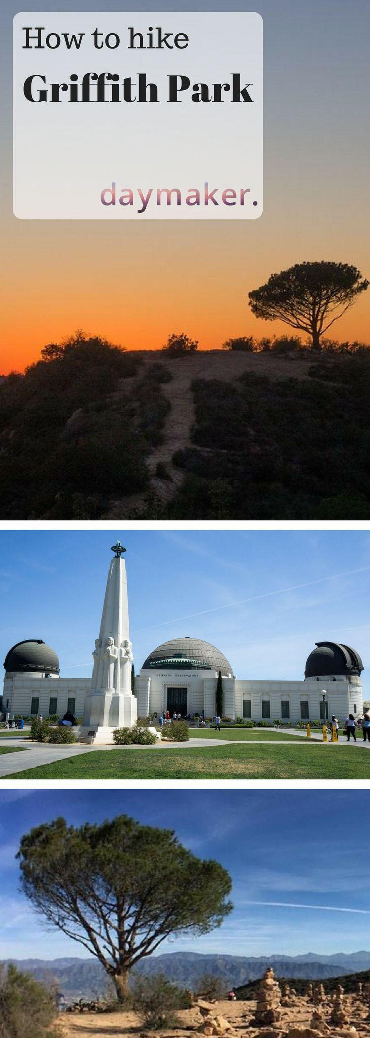 Griffith Park | Hike Griffith Park | Griffith Park Hikes | Hiking Los Angeles
