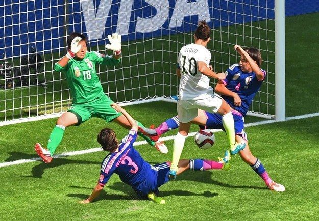Lloydcars2015 Carli Lloyd Fifa Women S World Cup Soccer Fans