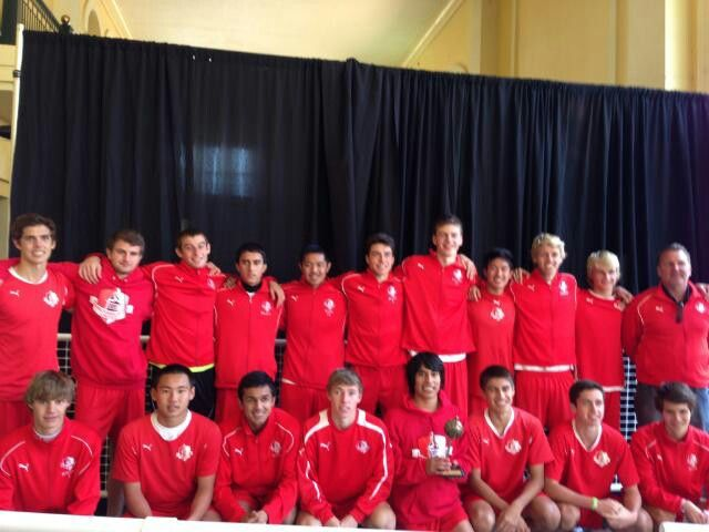 This team thought me the true values of teamwork. We've been through the worst times and we've been through the best times but no matter what, we stuck together and fought it out as a team. We traveled the country together and became brothers along the way. This picture is at the awards ceremony in Orlando, Florida last Christmas. We got third due to a controversial call but in the end, you can't blame anyone but yourself. It took us awhile but we realized that we weren't gonna get any…