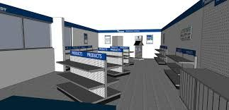 Image result for layout plan 3d stores