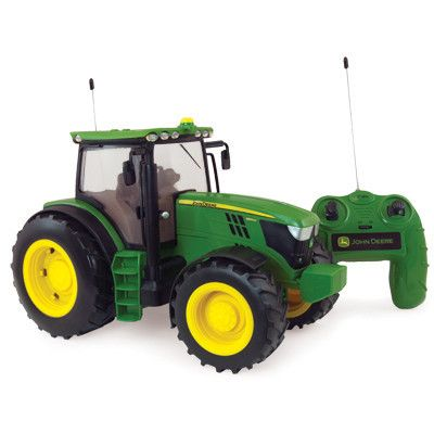 1 16 Big Farm 6190R RC Tractor GreenToys4u Johndeere