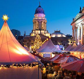 Julmarknader i Berlin