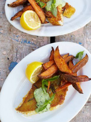 Fish Fingers Recipe | Fish Recipes | Jamie Oliver Recipes