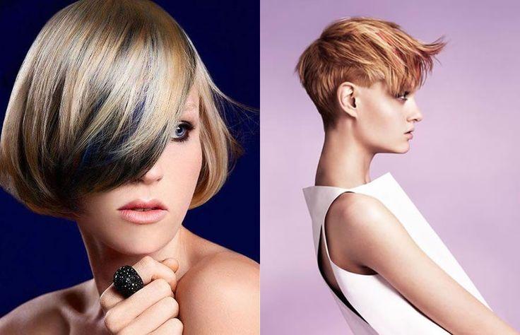 colori di capelli corti