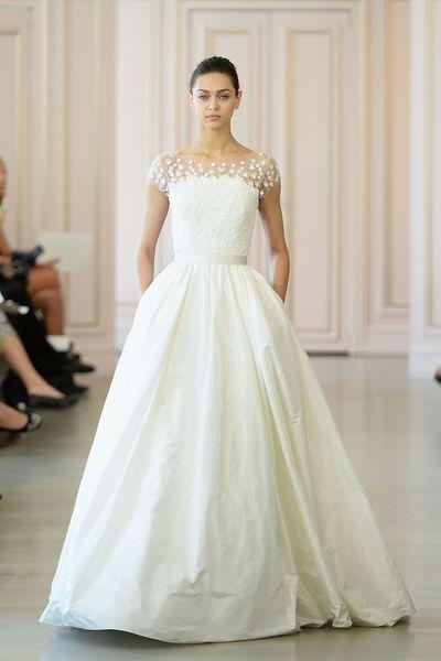 Wedding Dress // New York Bridal Frühjahr/Sommer 2016: Die passen! - GLAMOUR