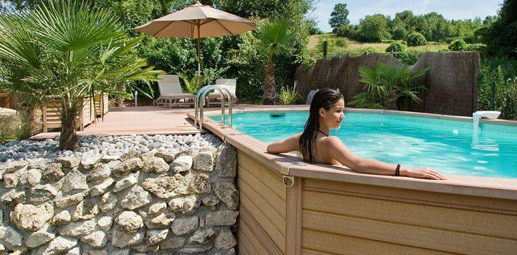 Piscines hors-sol - Installation en Gironde | Hydro Concept