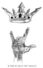 Information on Latin Kings and Queens Gang