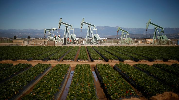 Small California towns are facing off against oil companies  and winning