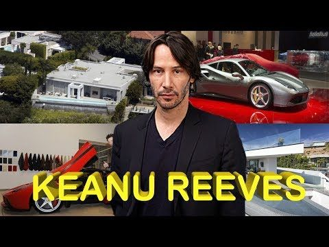 KEANU REEVES ● Biography ● House ● Cars ● Family ● Net worth ● Pets ● - YouTube