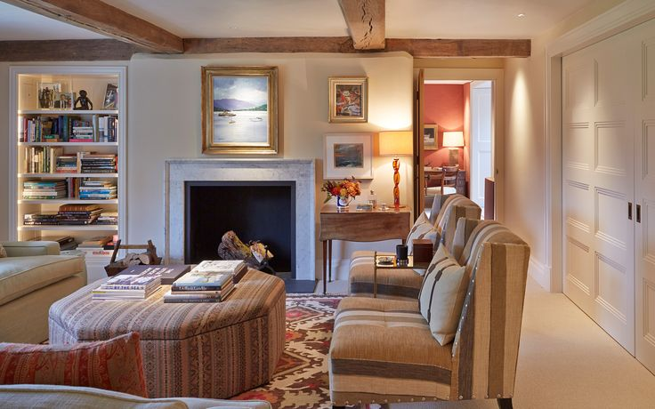 INTERIOR DESIGN ∙ COUNTRY HOUSES ∙ WILTSHIRE