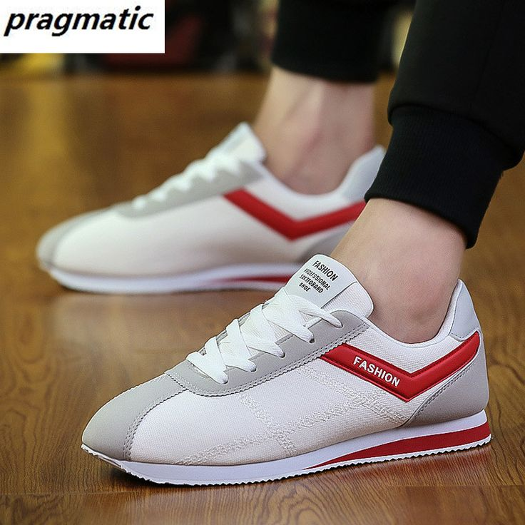 >> Click to Buy << Korean fashion Spring men's casual cotton fabric shoes flats Men laces breathable shoes male walking shoes zapatos hombre Tufli #Affiliate