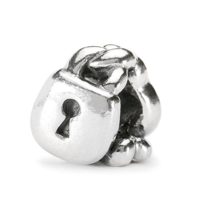 Trollbeads 61456 Silver Charm YAxYG