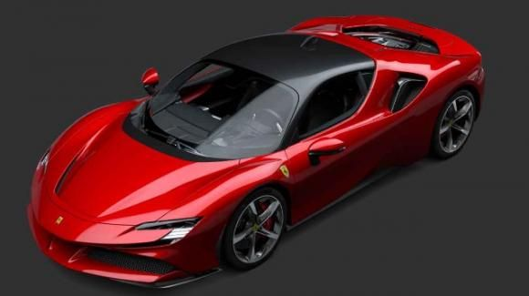 Ferrari F90 Stradale: the first prancing horse hybrid plug-in supercar is coming