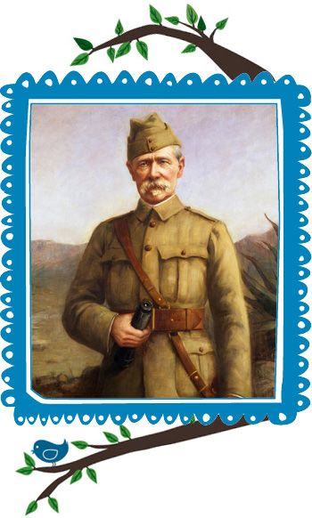 After the early reverses of the Boer War Field Marshal Frederick Sleigh Roberts, 1st Earl Roberts of Kandahar and Waterford took over command of the British forces in South Africa from December 1899.