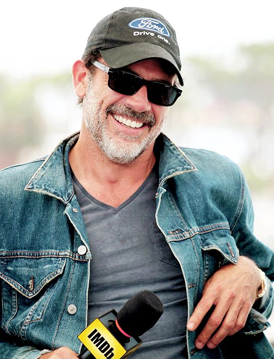 """"""" Jeffrey Dean Morgan attends the IMDb Yacht at San Diego Comic Con 2016 on July 23, 2016. """""""