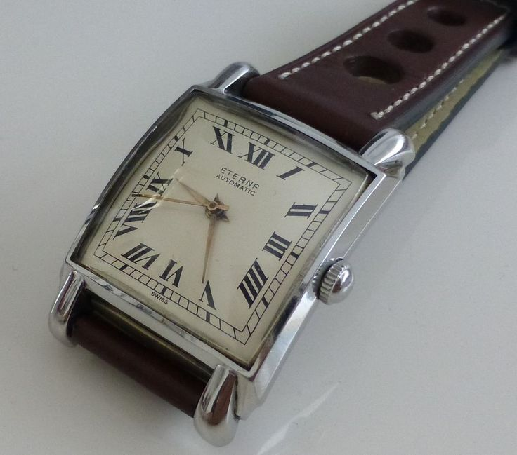VINTAGE CERTINA AUTOMATIC MOV. 1158H. Circa 1945. GOOD CONDITION.  | eBay