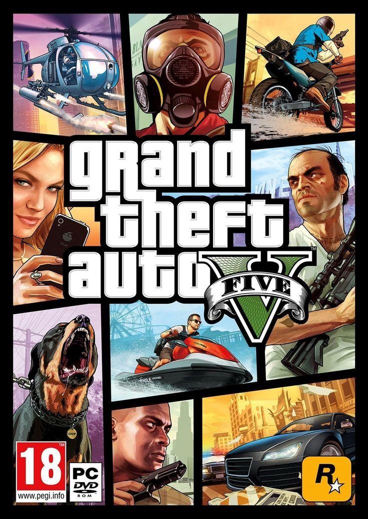 GTA V: PC: Jeux vidéo 40$