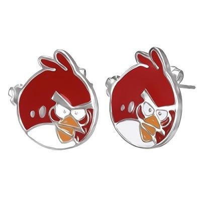 Cercei Red Birds - 55 RON     Sunt putin incruntate, dar asta nu inseamna ca asa va trebui sa fii si tu cand vei purta acesti cercei.