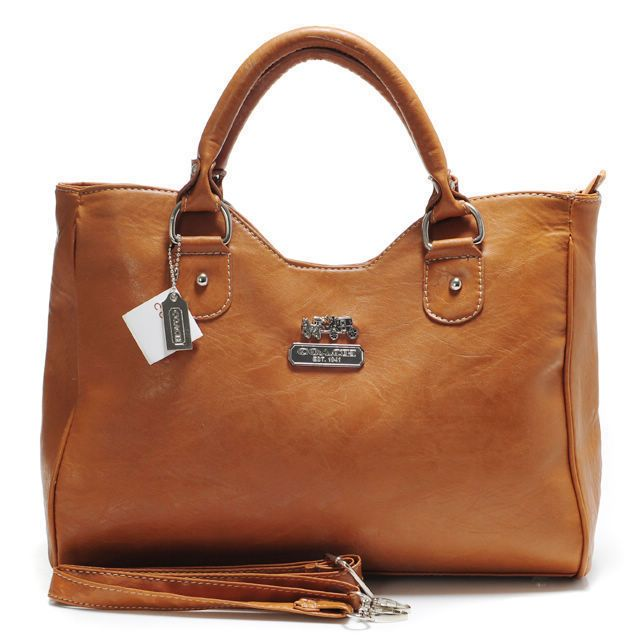 Coach Legacy Large Brass Satchels ABY #ShopDesigner