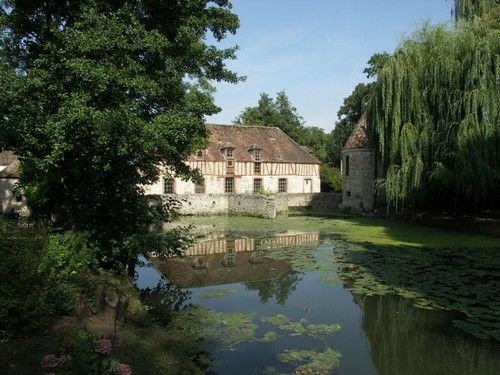 France : 28 Eure-et-Loir moulin de Mormoulins