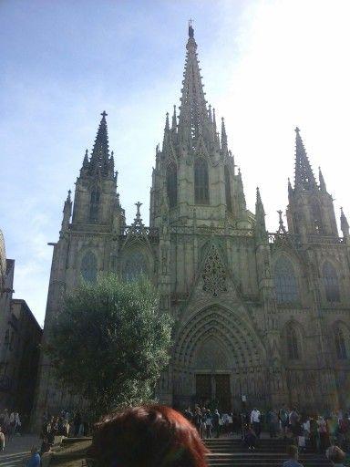 Cathédrale. Barcelona. 29/10/2015